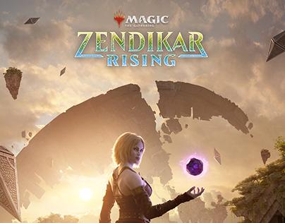 Magic The Gathering - Zendikar Rising