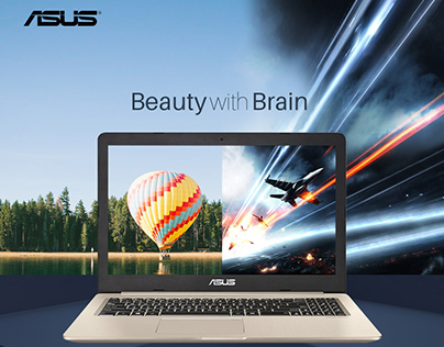 Social Media Content for ASUS