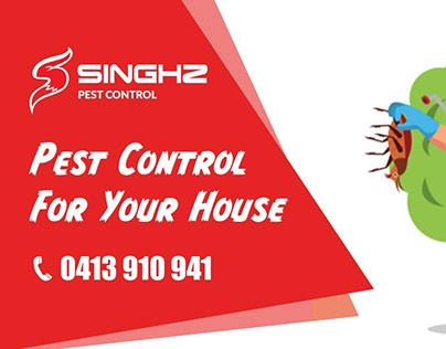 Singhz Pest Control