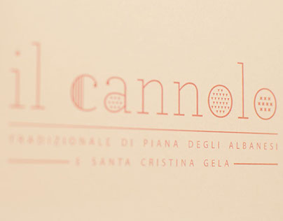 Visual Identity / Packaging Cannolo tradizionale