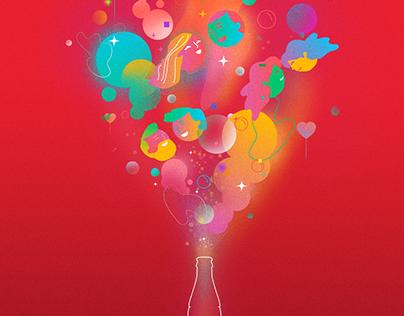 Destapa el orgullo - Coca-Cola- Proud Day