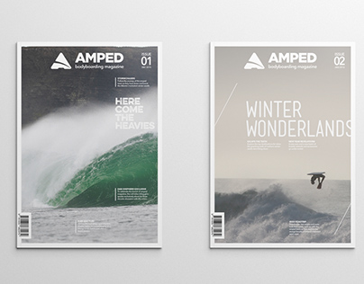 Amped Bodyboarding Magazine