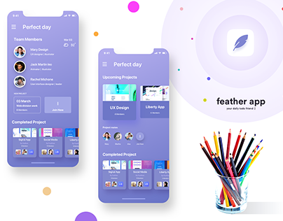 Feather | todo app