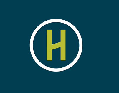 Harger Howe Advertising Logo and Branding