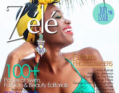 Zele Magazine July Issue