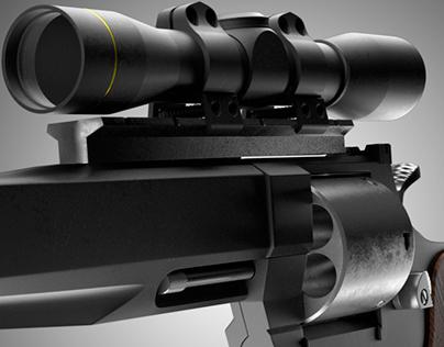 Smith & Wesson 500 CGI