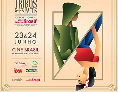 Cine Theatro Brasil Event - Tribos e Espaços