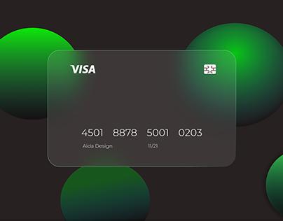Credit Card   Gradients