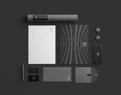 FEGO architecture studio Branding