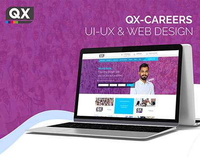QX Careers Website