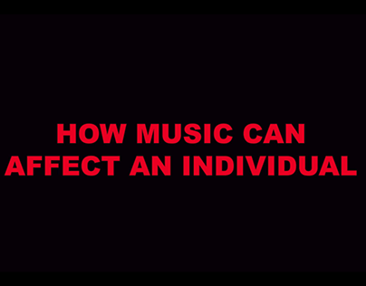 how music can affect our lives Very loud music can adversely affect the ears but music only benefits our brain by releasing endorphins, which elevates one's mood it is in fact a wonderful stimulant, says vishala khurana, co.