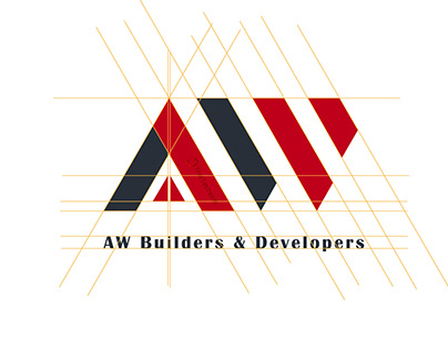 AW Builders and Developers - Brand Identity Design