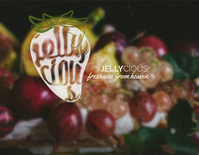 Jellycious / Food Branding