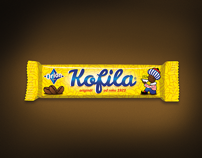 Kofila chocolate bar