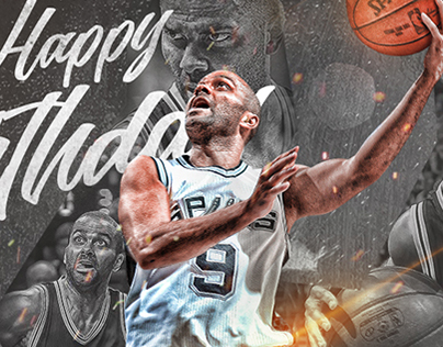 NBA Social Media Illustrations II