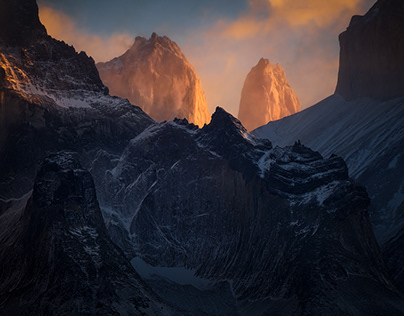 Torres del Paine Elements meet Soul