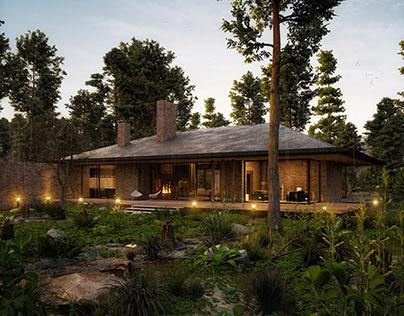 FOREST HOUSE   AUSTRALIA