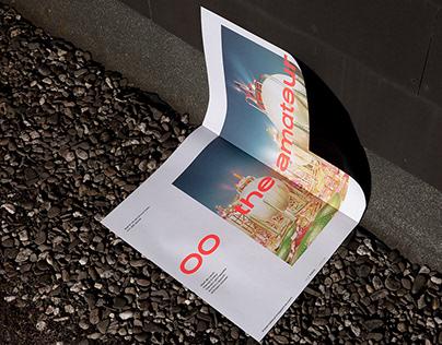 the amateur magazine