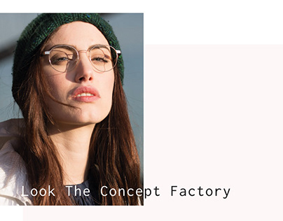 Look Occhiali the Concept Factory | Eyewear Company