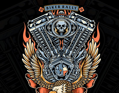 BROTHERHOOD - BIKER RALLY