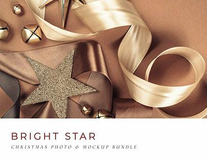 Christmas Photo & Mockup Bundle byAnton Blinkov