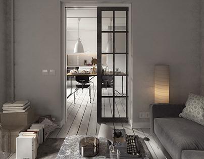 New design interior LES FAISSES DE CANTECOR in Anduze