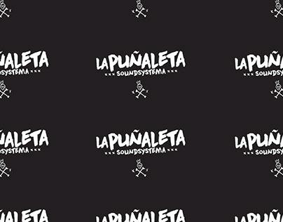 La Puñaleta Sound Systema. Flyer arts
