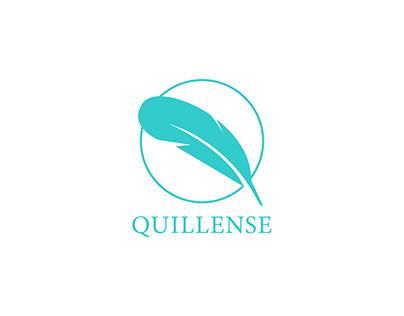 """Логотип для магазина ювелирных изделий """"Quillense"""""""