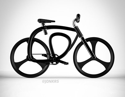 Continuous Loop Bicycle