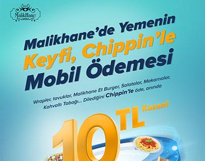 Koç - ChippinApp 50x70 Poster Design