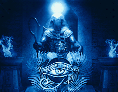 eye of horus - Photo Manipulation