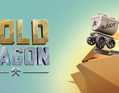 Gold Wagon - iOS Game