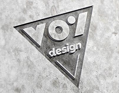 Voi design logo project