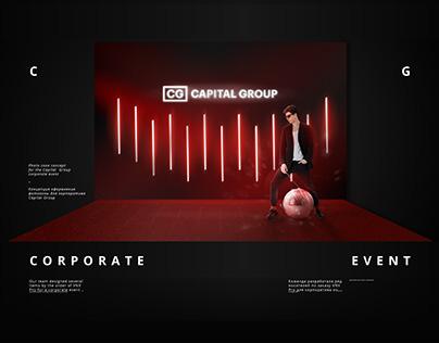 CG corporate event