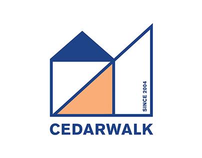 Cedarwalk - Brand Design