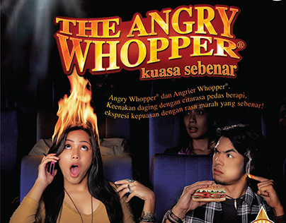 Burger King - The Angry Whopper