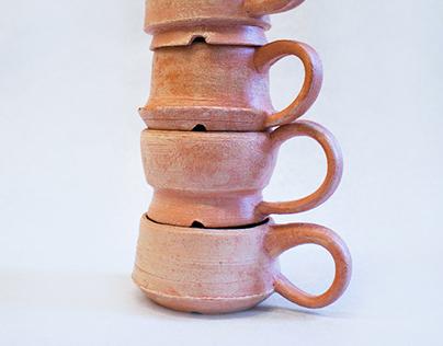 Ashtray Mug