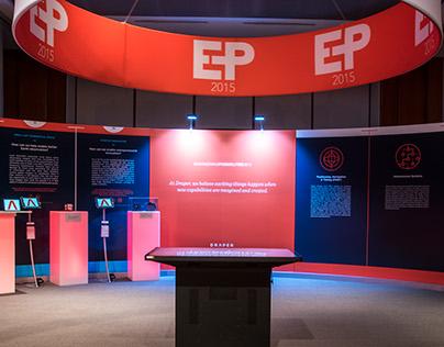 Draper Pop-Ups / Exhibit Displays