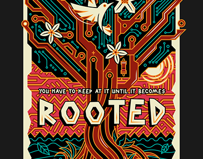 Until It Becomes Rooted