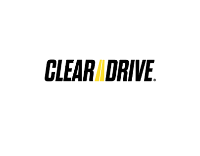 ClearDrive Logo Design