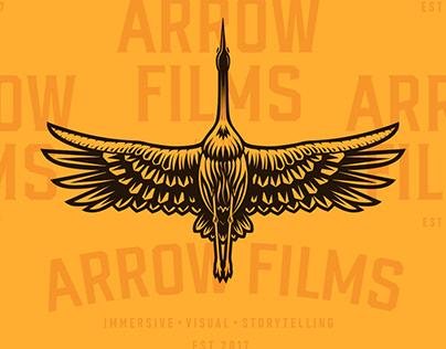Arrow Films brand refresh