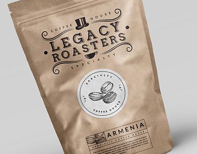 Legacy Roasters (Specialty Tea & Coffee Shop)
