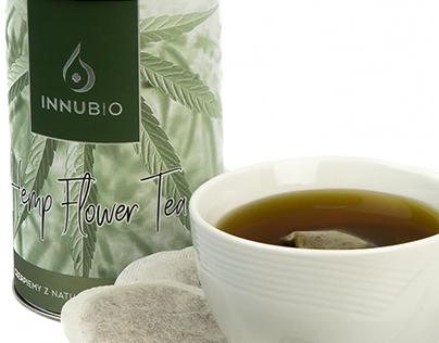 Innubio - Hemp Flower Tea