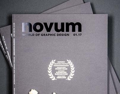 novum 01.17 »graphics in film«