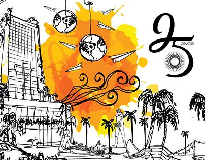 Hotel Gran Marquise 25 anos | Logo