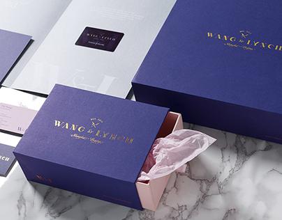 Wang & Lynch Branding