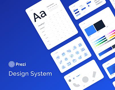 Prezi Design System