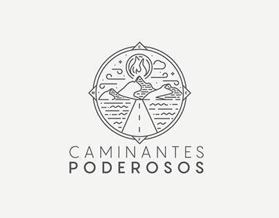 Branding: Caminantes Poderosos