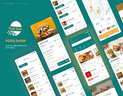 Food Door app
