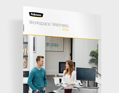 Fellowes Workspace Wellness Brochure 2019